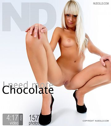 More chocolate